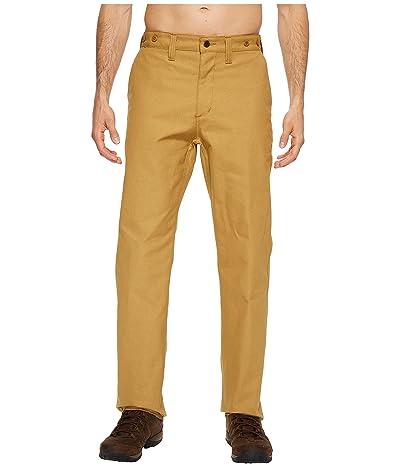 Filson Dry Tin Pants (Dark Tan) Men