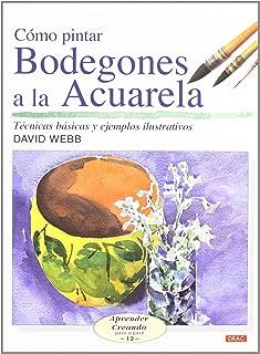 Como Pintar Bodegones a La Acuarela/ How to Paint Still-life With Watercolor: Tecnicas Basicas Y Ejemplos Ilustrativos (Aprender Creando) (Spanish Edition)