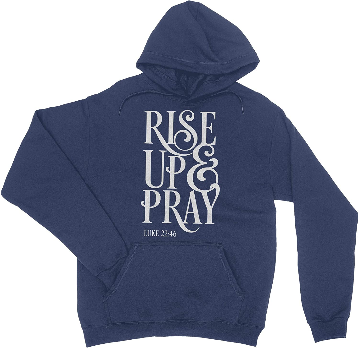 HARD EDGE DESIGN Boy's Youth Pray Up Max specialty shop 67% OFF and Rise T-Shirt