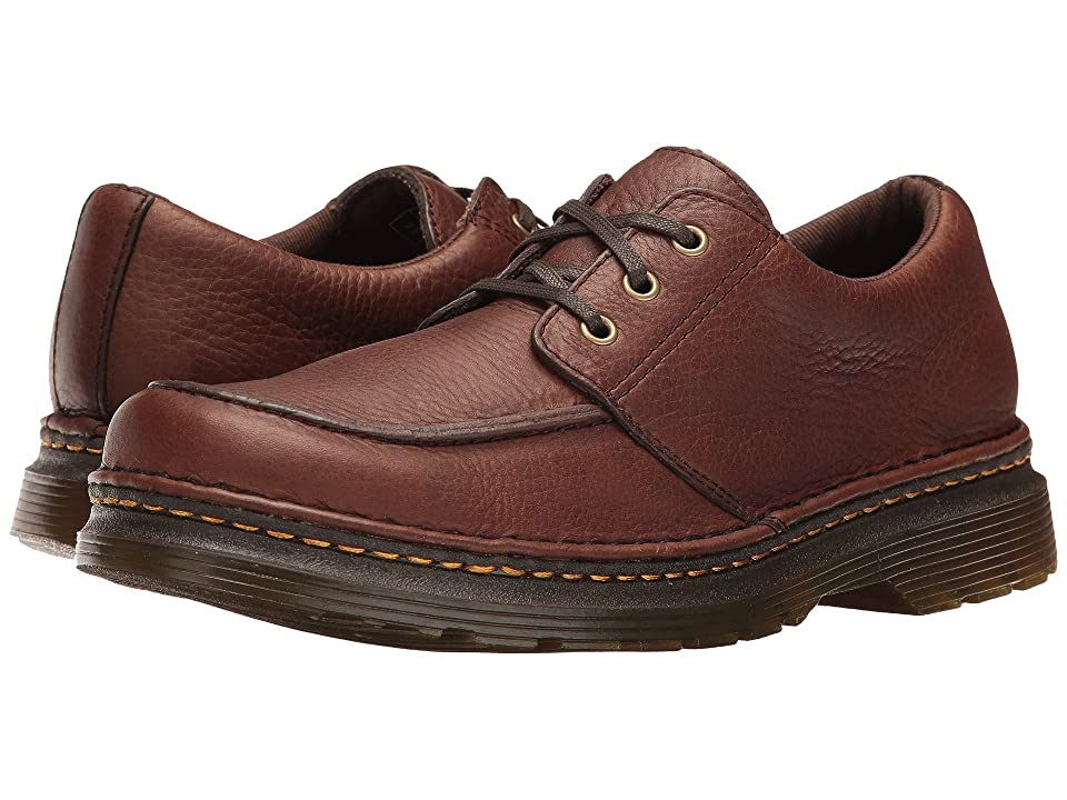 Dr. Martens Lubbock (Dark Brown Grizzly) Men