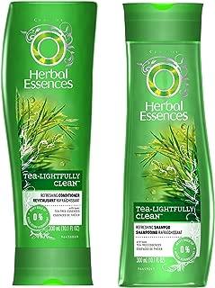 Herbal Essences Tea-lightfully Clean Refreshing Shampoo & Conditioner Set 10.1 Oz Each (Set of 2)