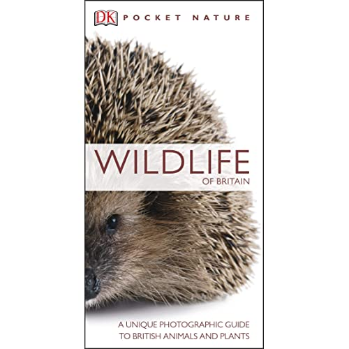 Pocket Nature Wildlife of Britain: A Unique Photographic Guide to British Wildlife