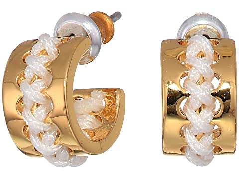 Kate Spade New York Wrap It Up Huggies Earrings