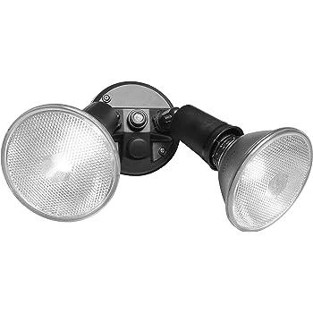 [DIAGRAM_3US]  Brinks 7105B 2 Head Par Dusk to Dawn Light - - Amazon.com | Brinks Dusk To Dawn Security Light Wiring Diagram |  | Amazon.com