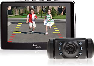 Yada Digital Wireless Backup Camera with 4.3