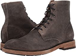 e464b4234be5c Faded Black Distressed Oiled Suede. 30. Frye. Bowery Lace-Up