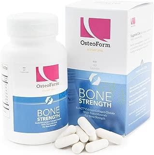 Osteoform Calcium Collagen Chelate Capsules (60) Promotes Bone Strength