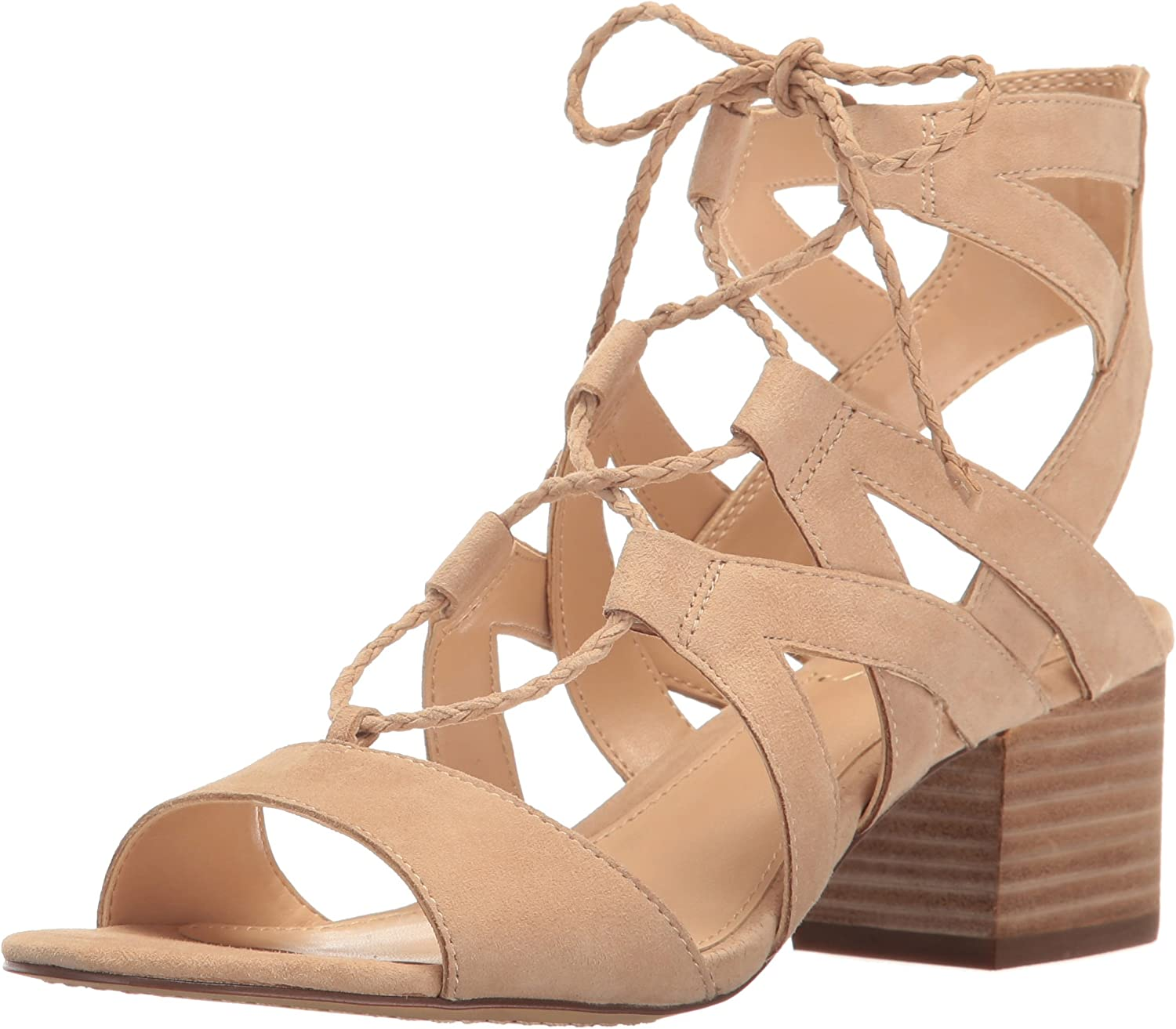 Vince Camuto Womens Fauna Dress Sandal