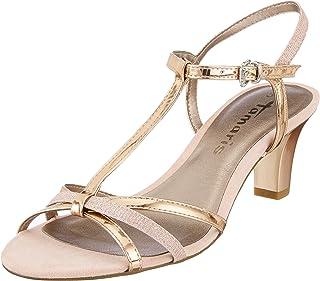 brand new e36ef 455d1 Suchergebnis auf Amazon.de für: Tamaris Sandaletten rosa