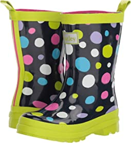 Hatley Kids Sunny Dots Rain Boots (Toddler/Little Kid)