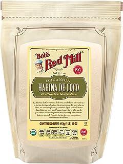 Bob´s Red Mill Harina de Coco Orgánica, 453 g