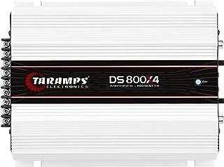 Módulo Taramps DS 800x4 2 ohms 800 W RMS 4 Canais Amplificador Som Automotivo