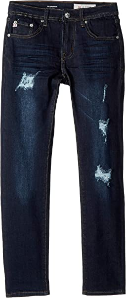 Slim Skinny Jeans in Roadside Wash (Big Kids)