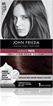 John Frieda Precision Foam Colour, Dark Red Brown 4R