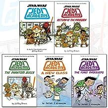 Star Wars Jedi Academy 5 Books Collection Set Return of the Padan Phantom Bully