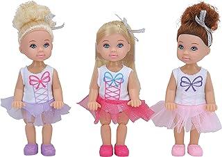 by Teddy Kiki Love Ballerina Doll Set