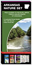 Arkansas Nature Set: Field Guides to Wildlife, Birds, Trees & Wildflowers of Arkansas (Wildlife and Nature Identification)