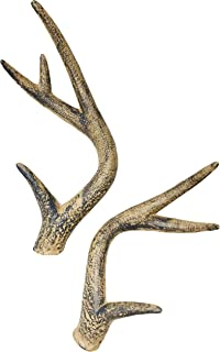 Antlers Adult Costume Accessory, As Shown, One Size
