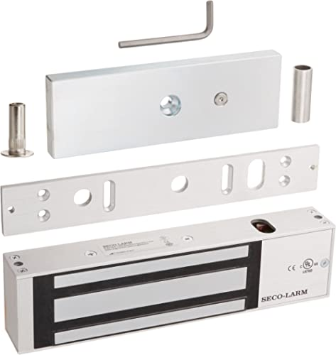 Seco-Larm E-941SA-1200 Electromagnetic Lock with 1200 lb. Holding Force