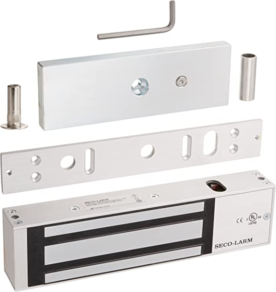 Seco Larm E 941SA 1200 Electromagnetic Lock With 1200 Lb Holding Force