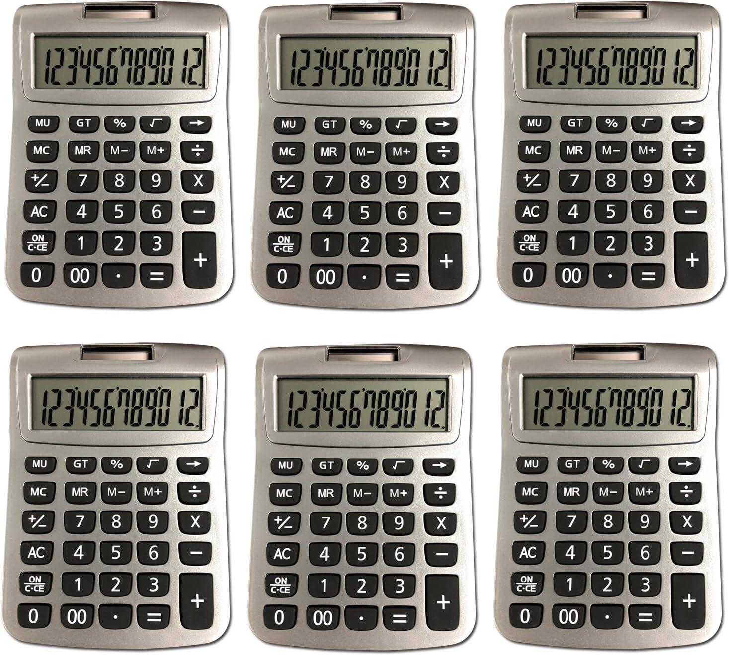 Bulk Digital Calculators Solar Powered Desktop Luxury Screen Big Basic Some reservation