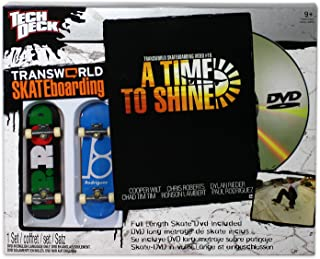 Tech Deck Sk8Shop DVD with Board Plan B/Paul Rodriguez