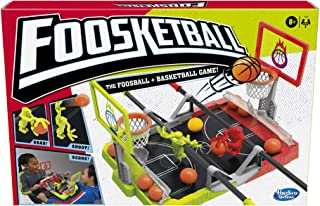 Hasbro Gaming Foosketball Game, The Foosball Plus Basketball Shoot and Score Shoot and Score not searched Tabletop Game fo...