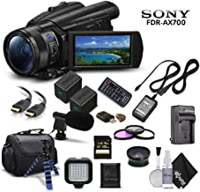 Best fdr ax700 sony Reviews