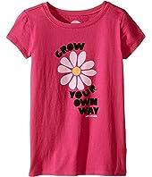 Life is Good Kids - Grow Your Flower Crusher™ Tee (Little Kids/Big Kids)