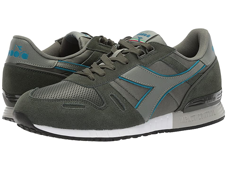 Diadora Titan II WNT (Climbing Ivy/Agave Green) Athletic Shoes