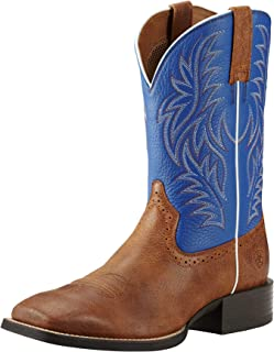 Ariat Men's Sport Western Wide Square Toe Western Boot