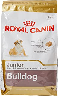 Royal Canin C-08938 S.H. Nut Bulldog Junior - 3 Kg