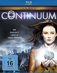 Continuum - Staffel 1