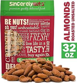 Best sesame almonds recipe Reviews