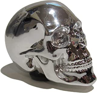 Kool Collectibles Chrome Skull Shift Knob Shifter Rat Rod Lever