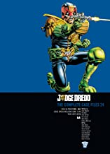 Judge Dredd: The Complete Case Files 24 (Judge Dredd The Complete Case Files)