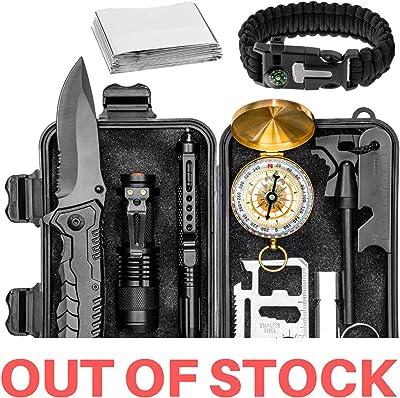 Global Tactical Gear Survival Gear Emergency Kit