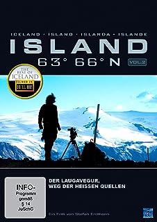 Island 63° 66° N - Der Laugavegur - Weg der heissen Quelle