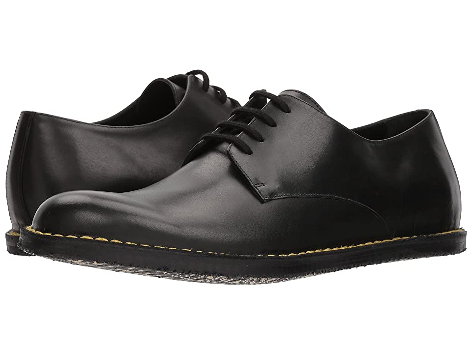 MARNI Crepe Sole Oxford (Black) Men