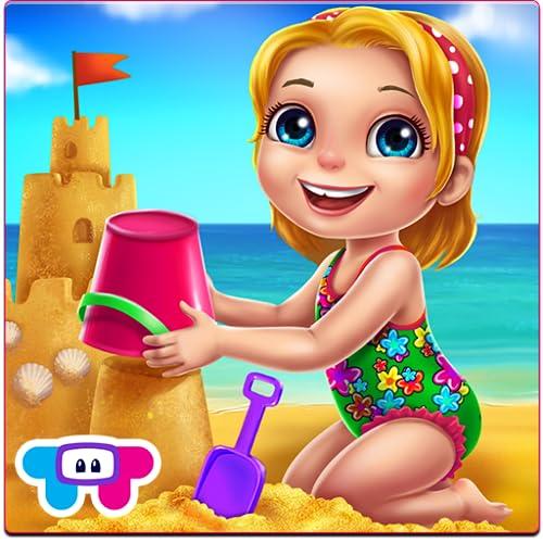 Summer Vacation - Fun at the Beach