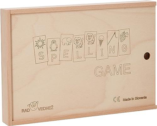 Radovednez 1.026 glisch Buchstabieren Spiel