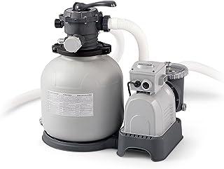 Intex 28648BS 2800 GPH 220-240 V Sand Filter Pump - Grey