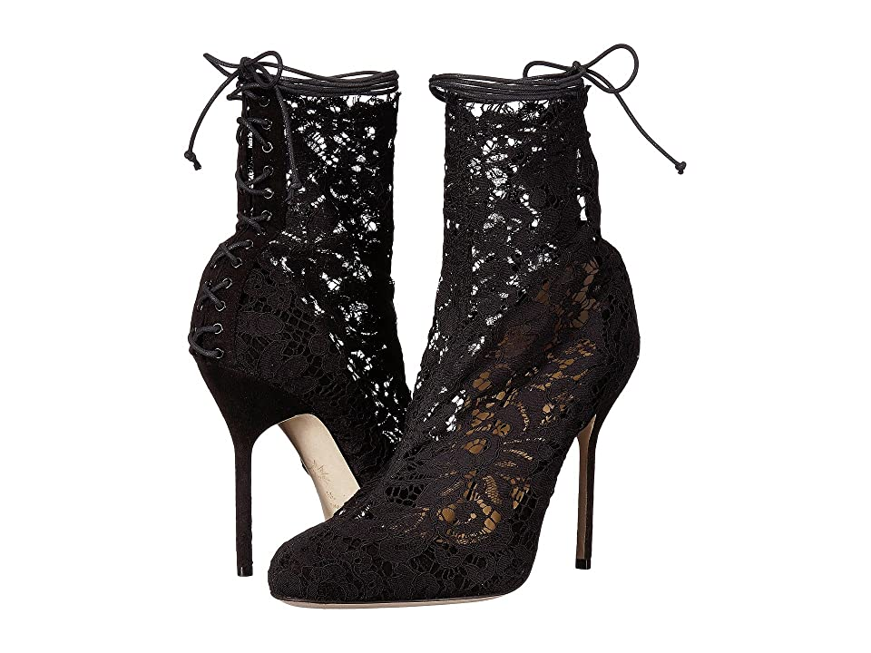 Marchesa Mia (Black Lace) Women