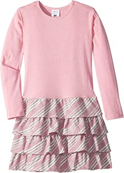 Ruffle Dress (Toddler/Little Kids/Big Kids)