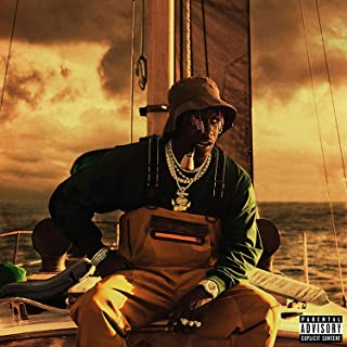 United Mart Poster Thick Lil Yachty: Nuthin' 2 Prove Music Poster Size 12x18 inch Rolled