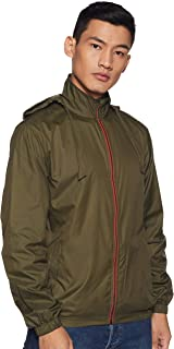 Amazon Brand - Symbol Men's Regular Windbreaker