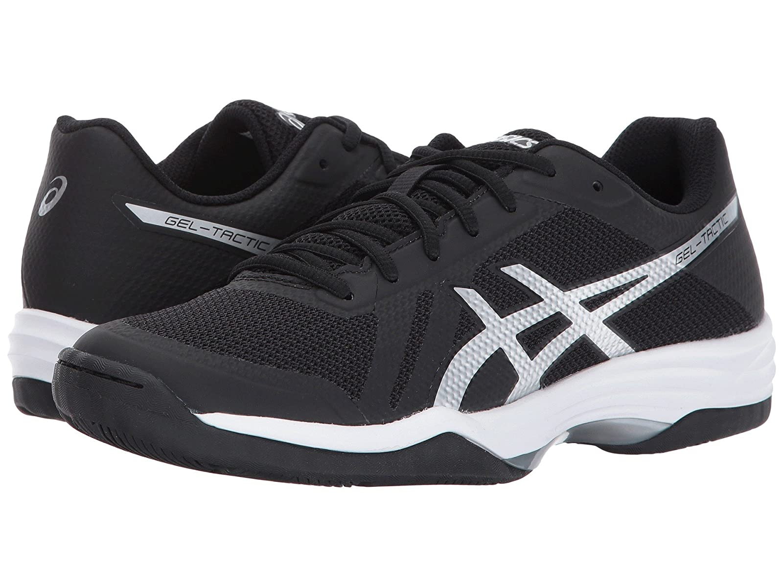 ASICS Gel-Tactic 2Atmospheric grades have affordable shoes