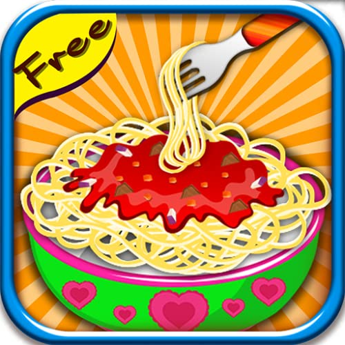 Nudel-Maker-kostenlose Kinder Mädchen Kochspiel