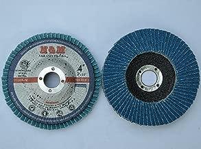 10pcs Premium FLAP DISCS 4