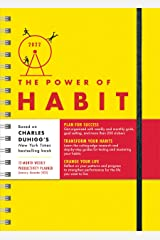 2022 Power of Habit Planner: A 12-Month Productivity Organizer to Master Your Habits and Change Your Life (Weekly Motivational Personal Development Planner with Habit Trackers and Stickers) Calendar